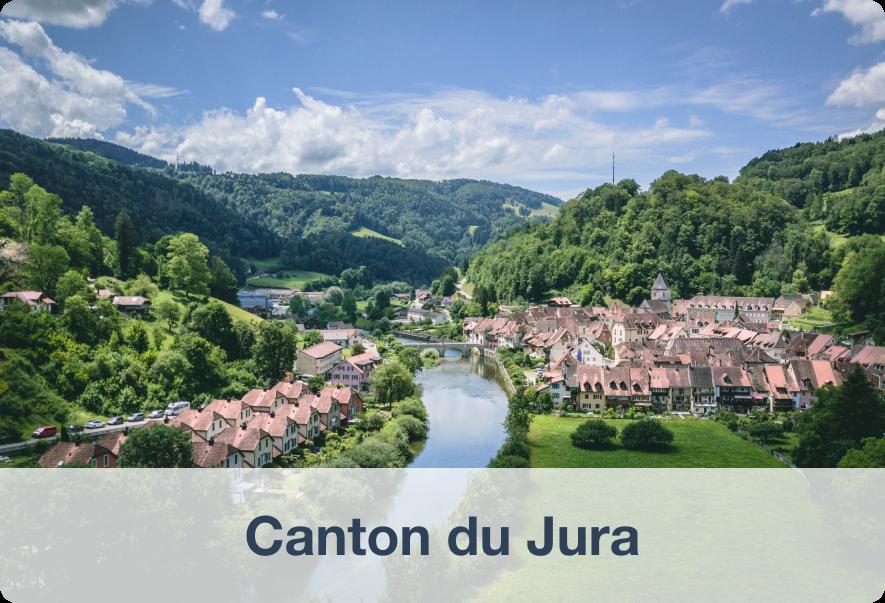 Biens immobilier à vendre dans le canton du Jura